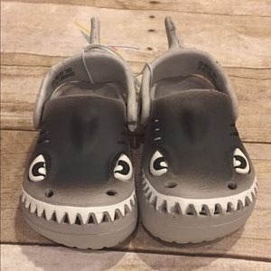 Other - Toddler Shark water shoes NWT size S 5/6 toddler